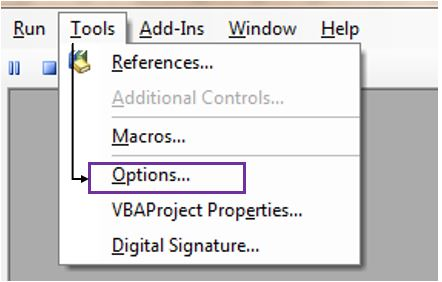 خطایابی کدهای VBA در اکسل