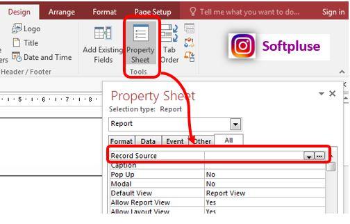 - ایجاد گزارش از طریق Report Design