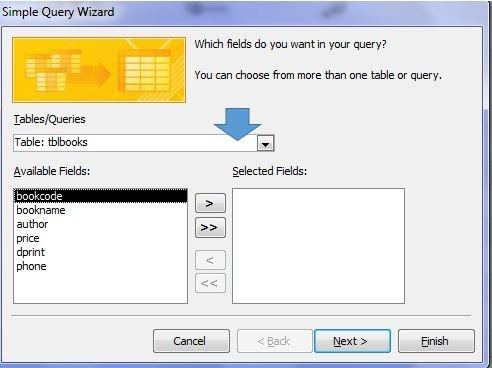 آشنایی با قابلیت Wizard در اکسس