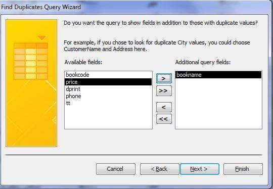 Find duplicate Query و یافتن داده های تکراری به کمک آن