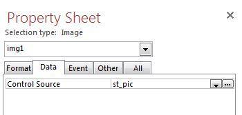 ذخیره کردن تصاویر در اکسس