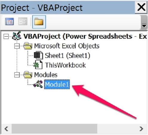 اصطلاحات کاربردی در برنامه نویسی VBA