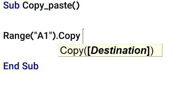 کار با عملیات های copy و paste و Delete